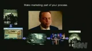 The Making of Fallout 3 (part 2) - Todd Howard at DICE, 2009