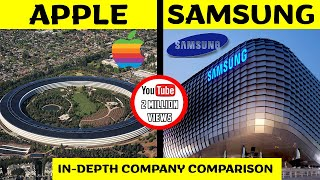 Apple VS Samsung Company Comparison | Market Share, Revenue, Ranking, Etc. 2020