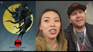 Batman Ninja - Movie Review
