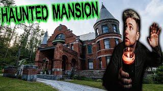 Inside Americas Most Haunted Castle (Ghost Speaks?)
