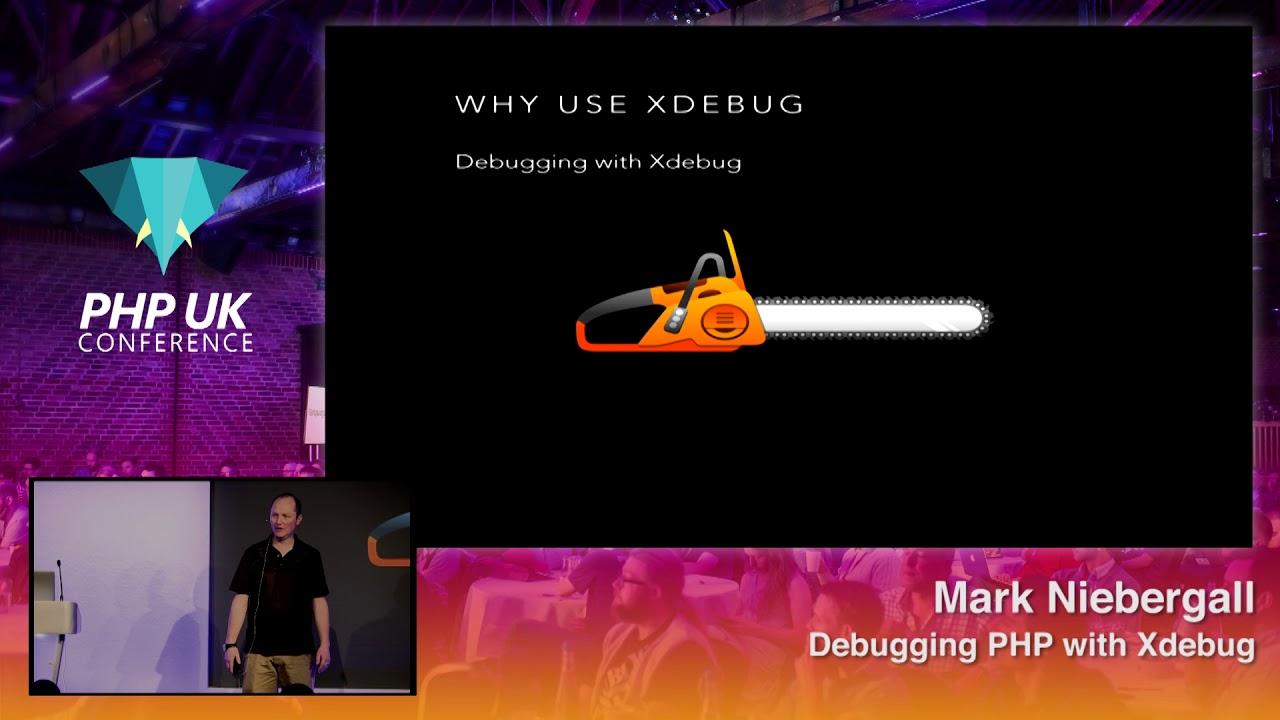 Debugging PHP with Xdebug