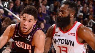 Houston Rockets vs Phoenix Suns - Full Game Highlights | December 21, 2019 | 2019-20 NBA Season