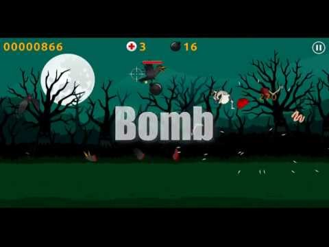 Video of Zombie Blood - Tap Tap Shooter