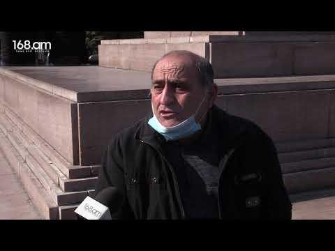 «Ում ուզում ես ընտրի, մենակ Փաշինյանին տարեք, կոխեք էն ցեխը». հարցում՝ Երևանում