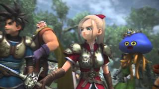 Dragon Quest Heroes Slime Edition video