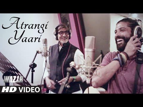 Atrangi Yaari OST by Amitabh Bachchan, Farhan Akhtar