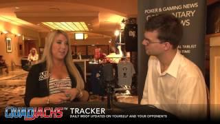 Ultimate Poker Pro Lauren Kling Doesn't Use HUD Stats | QuadJacks