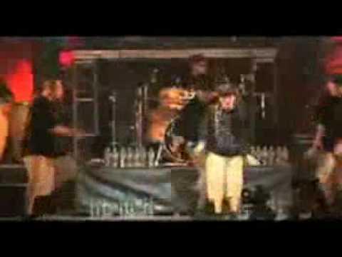 Kumbia Kings:  Pachuco - Live
