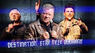 Die Destination Star Trek Germany 2014 in Frankfurt - SCIFINEWS-TV LIVE!