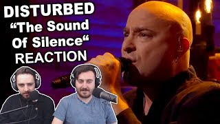 """Disturbed - The Sound of Silence"" Reaction"