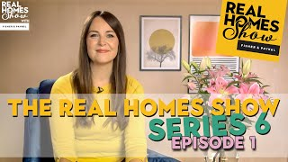 Home Office Ideas, Kitchen Extensions And Sonos Move Review: Real Homes Show S6 Ep.1
