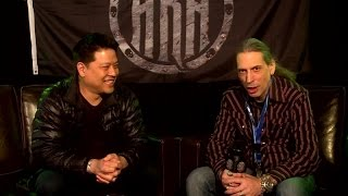 HRH TV – Talk to Garret Wang at SciF Fantasy Warrior Festival