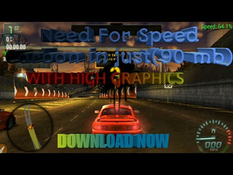 nfs carbon compressed game download