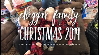 Duggar Family Christmas 2019
