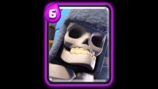 ¡Cómo dibujar a el esqueleto gigante, (clash royale)!