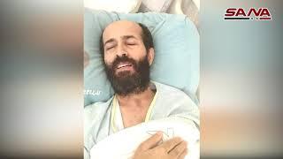 ماذا قال الأسير الفلسطيني ماهر الأخرس المضرب عن الطعام منذ 90 يوماً لسورية وشعبها؟