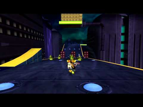 Ratchet And Clank Walkthrough Episode 24 Extra Hoverboard Racing