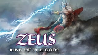 How was Zeus born ?? | Greek God of Lightning, King of God's |Chapter -2 | Greek Mythology