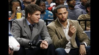 How bad did Deron Williams and Kyle korver choke against the Warriors!