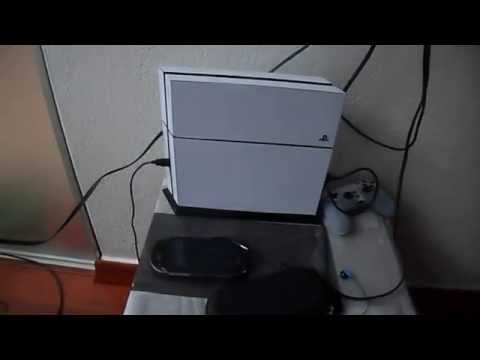 Unboxing PS4 soporte vertical español