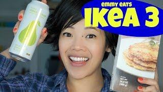IKEA Food Taste Test #3 - a Swedish Food Haul - Whatcha Eating?