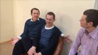 Роман Кондрашин, Александр и Валерий Пономаренко - интервью