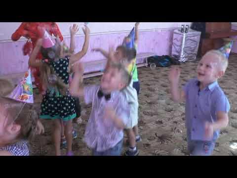 Леди Баг и Супер Кот!!!Поздравление  с днем рождения в детском саду!!!