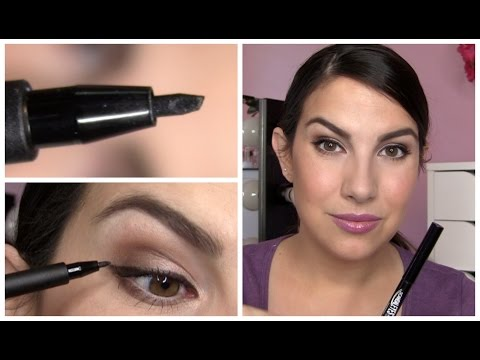 Rimmel ScandalEyes Thick & Thin Eyeliner Review