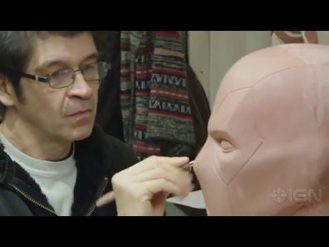 《死侍》電影中,死侍的頭套是如何製作的?