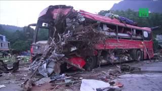 Tai nạn thảm khốc ở Hòa Bình: Chủ nhà xe từng có xe khách tông chết 7 người   VTC14