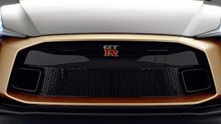 Nissan GTR 神车