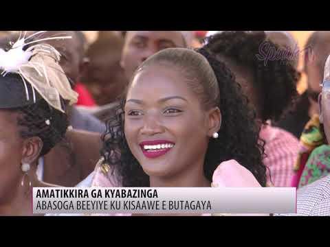 Abasoga beekulumudde okujjaguza amattikira ga Kyabazinga