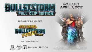 VideoImage1 Bulletstorm: Full Clip Edition Duke Nukem Bundle
