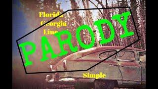 "Florida Georgia Line, Simple (Parody ""Pimple""   April 2019)"