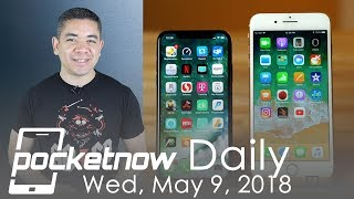iPhone X Plus will be a beast, BlackBerry KEY2 Dates & more - Pocketnow Daily