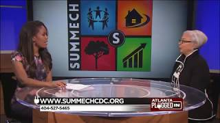 Summech featured on CBS Atlanta Plugged In