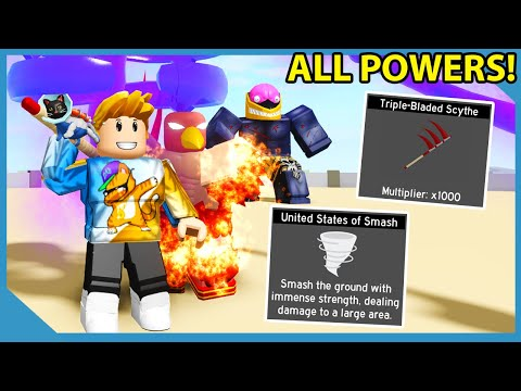 I Unlocked Most Powerful Stands! All New Powers & Training Areas! Roblox Anime Fighting Simulator