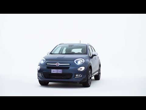 Fiat 500X Mirror – Apple CarPlay
