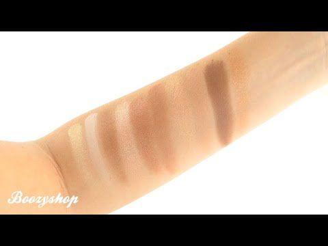 NYX Professional Make Up NYX Cosmetics Perfect Filter Shadow Palette Golden Hour