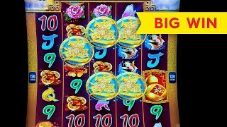 5 SYMBOL TRIGGER! Dragon Emblem Jackpots Slot - BIG WIN!