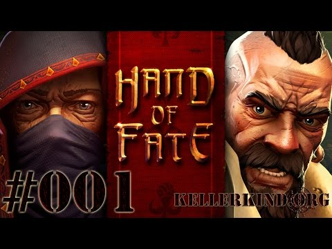 Hand of Fate [HD] #01 – Kartenspiel um das eigene Schicksal ★ Let's Play Hand of Fate