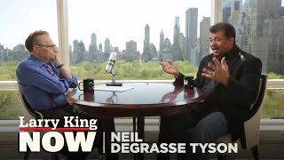 Neil deGrasse Tyson on the Afterlife, Origins of the Earth and Extreme Weather