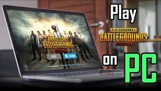 Coba Main PUBG MOBILE Di Emulator Resmi TENCENT ! + Cara Download Emulator Tencent Gaming Buddy