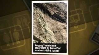 preview picture of video 'Datong - Caves and Hanging Monestaries Tallbird_lankey's photos around Datong, China (vacation)'