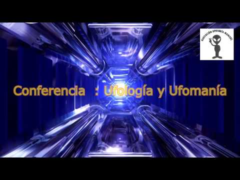 3ª Charla Asociación de Ufología Manises.