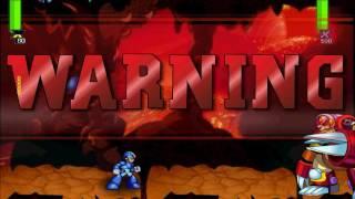 Mega Man X: Elf Wars (Fangame) - Part 02: Crushing heat