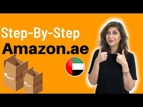 Amazon.ae For Beginners | Open a Seller Account on Amazon uae 🌍 Can individuals sell on Amazon ?