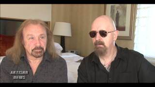 """JUDAS PRIEST EPITAPH COMING TO DVD, BLU-RAY, BAND TALKS """"RETIREMENT"""""""