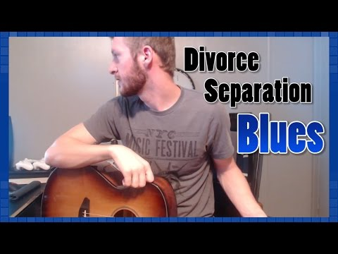 Divorce Separation Blues | Avett Brothers Cover