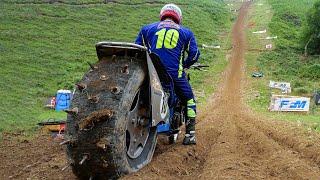 Impossible Climb Arette | Modified Monster Bikes | Hill Climb
